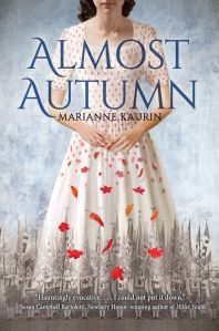 Marianne Kaurin's Almost Autumn is a translated book set in Oslo , Norway in October 1942. It is set as the Nazi Occupation is getting worse.