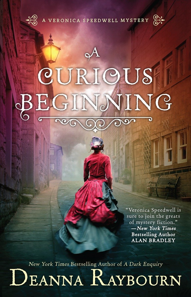 A Curious Beginning by Deanna Raybourn | Book Review