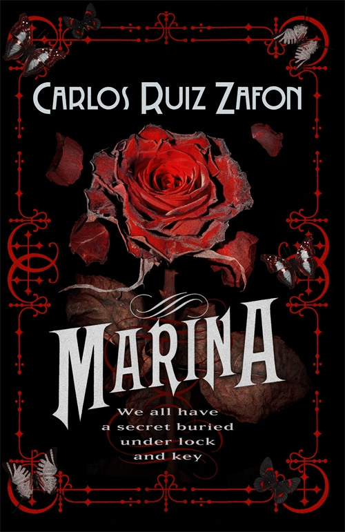 Marina by Carlos Ruiz Zafon | Audiobook Review