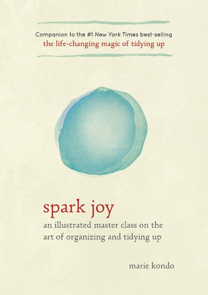 Spark Joy by Marie Kondo | Book Review
