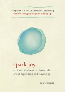 Spark Joy by Marie Kondo | Book Review