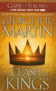 A Clash Of Kings | George RR Martin | Book Review