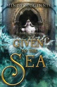 Given To The Sea by Mindy McGinnis is one of those books that just IMMEDIATELY appealed to me. The cover is so gorgeous. It was a drag to read.