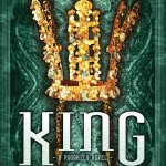 King by Ellen Oh is the conclusion to her Dragon King Chronicles trilogy. Frankly, this is a pretty fun fantasy trilogy that has flown under the radar.