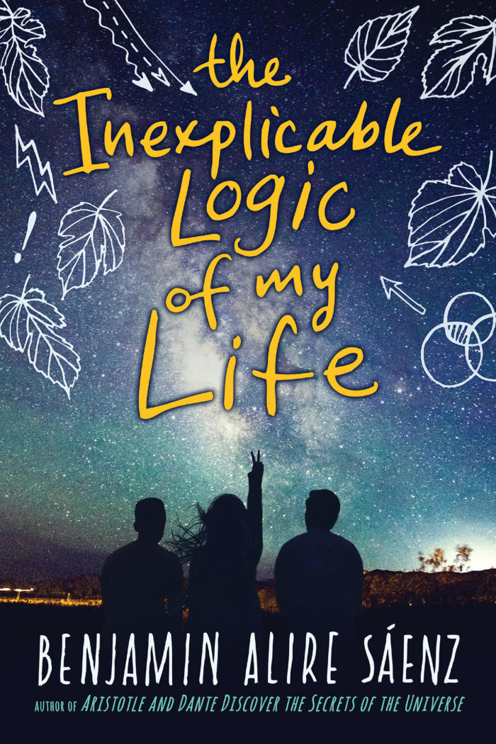 The Inexplicable Logic of My Life by Benjamin Alire Sáenz | Book Review