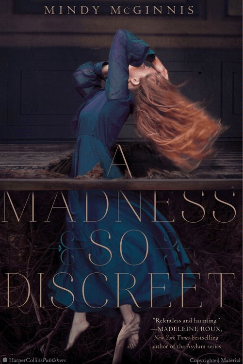 A Madness So Discreet by Mindy McGinnis | Audiobook Review