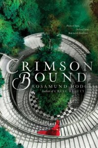 Rosamund Hodge's Crimson Bound is allegedly a retelling of Little Red Riding Hood, but I just didn't get that feeling or sense from what I had read. Click here for my full review.