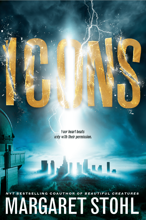 Icons by Margaret Stohl | Audiobook Review