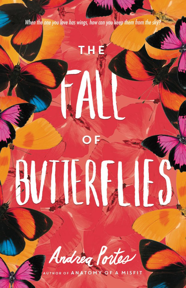 The Fall Of Butterflies by Andrea Portes | Audiobook Review