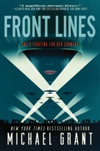 Front Lines by Michael Grant | Book Review