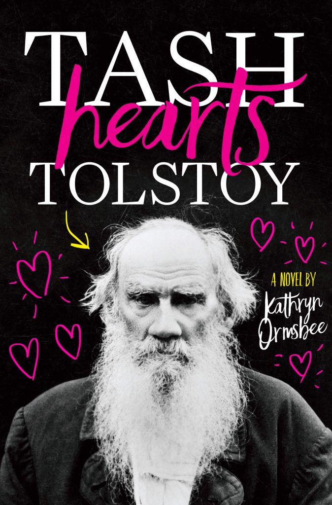 Tash Hearts Tolstoy by Kathryn Ormsbee | Book Review