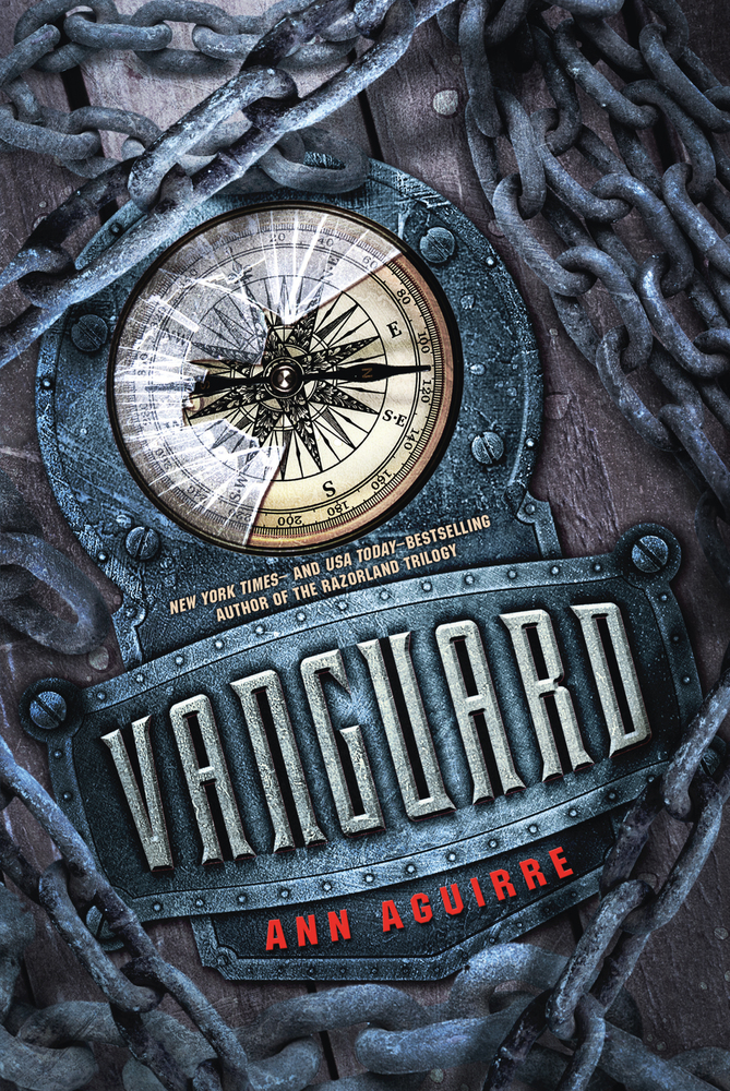 Vanguard by Ann Aguirre | Book Review