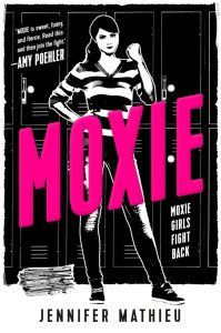 Viva la revolution -- aka how I felt the entire time I was readingMoxie by Jennifer Mathieu. Friends, I 100% tore through this book. Read my full review here.