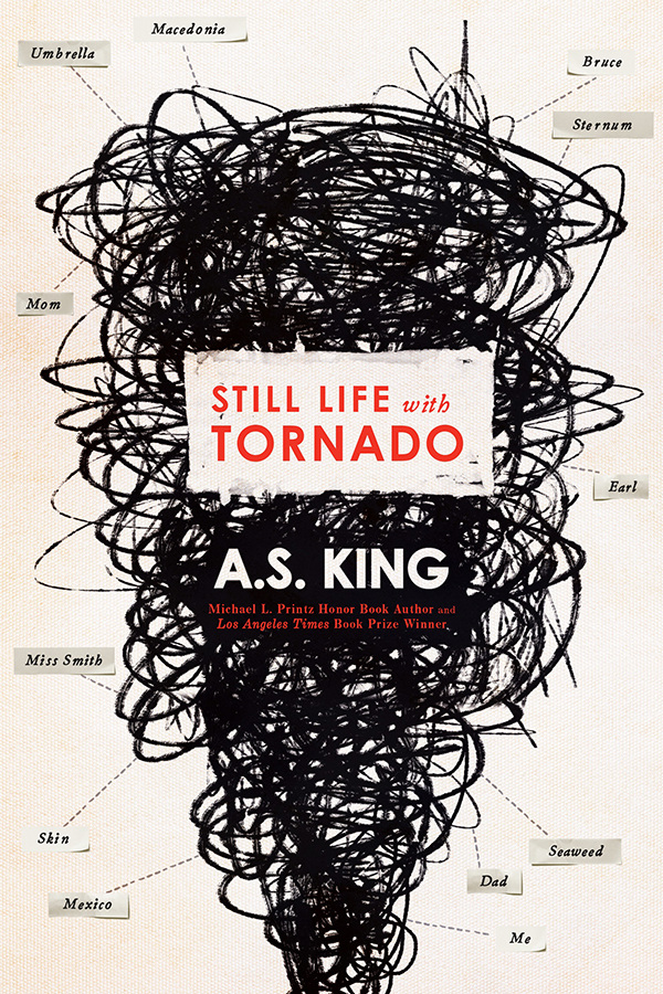 Still Life With Tornado by AS King | Audiobook Review