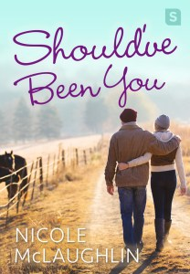 Should've Been You by Nicole McLaughlin is the third book in her Man Enough series. It is a super quick read. Click here for my full review.