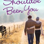 Should've Been You by Nicole McLaughlin is the third book in herMan Enough series. It is a super quick read. Click here for my full review.