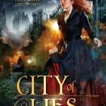 City Of Lies by Victoria Thompson has some pretty excellent elements. There's suffragettes. There's crime. In addition, there is a bit of a chase.