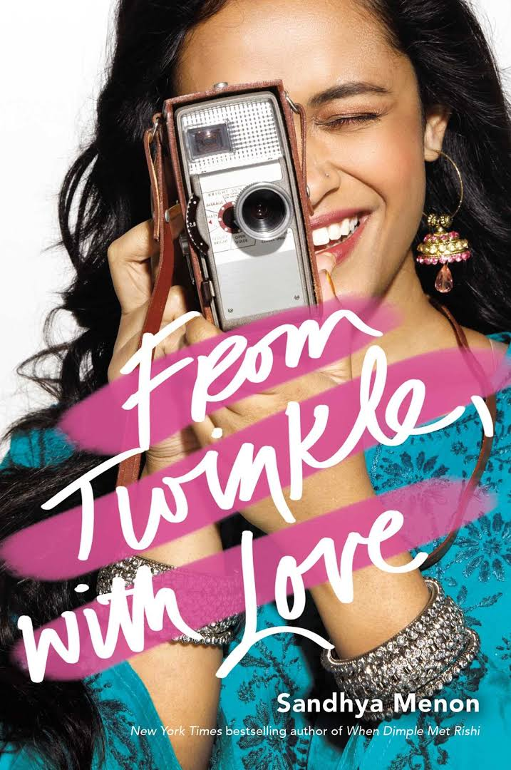 From Twinkle, With Love by Sandhya Menon | Book Review