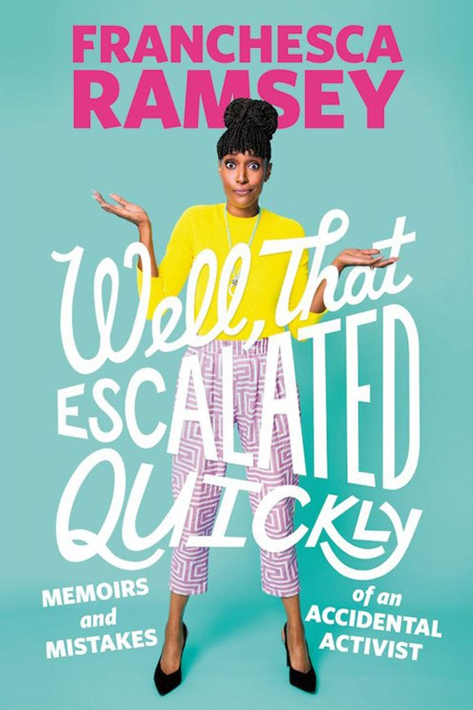 Well That Escalated Quickly by Francesca Ramsey book cover