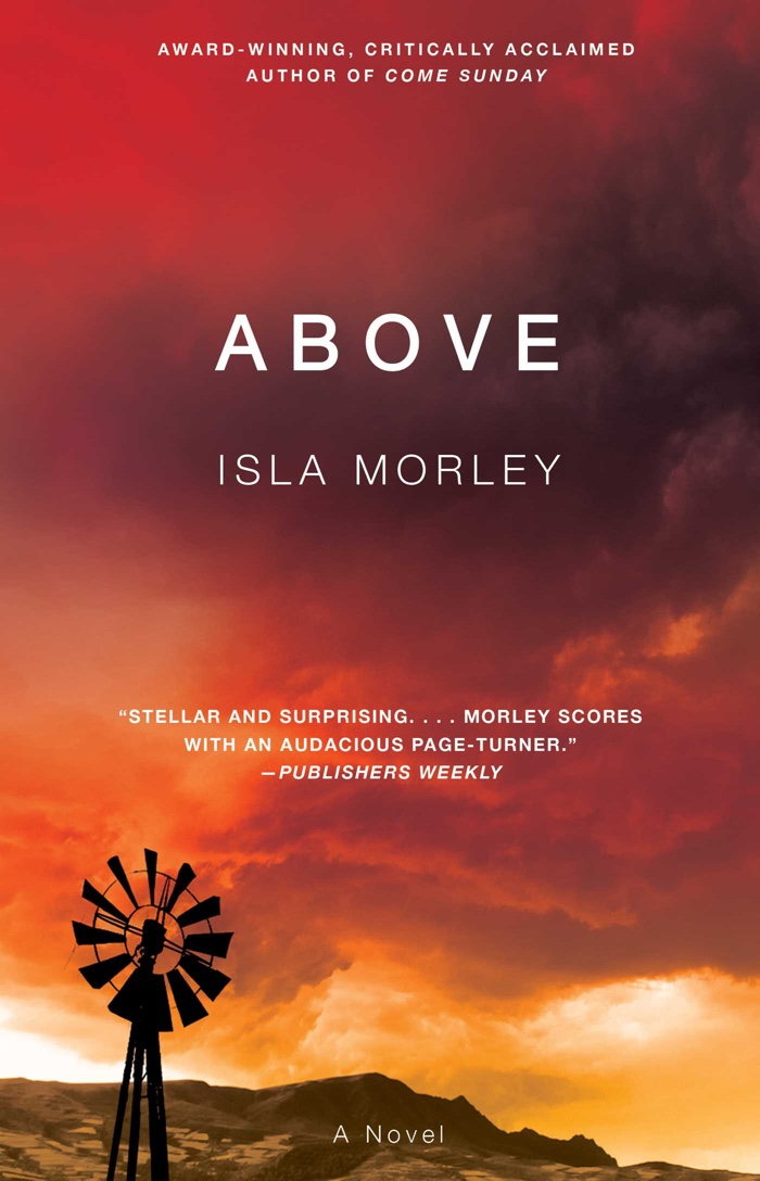 Above by Isla Morley | Audiobook Review