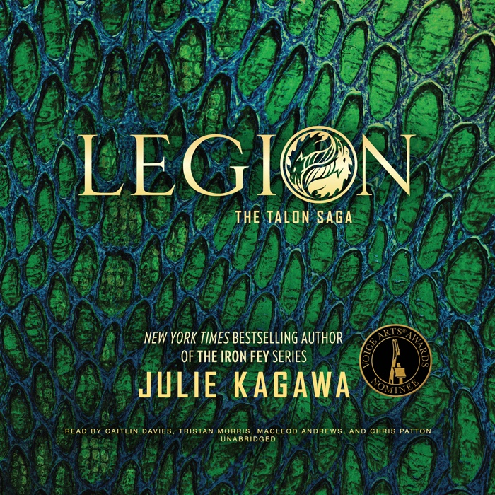 Legion by Julie Kagawa | Audiobook Review