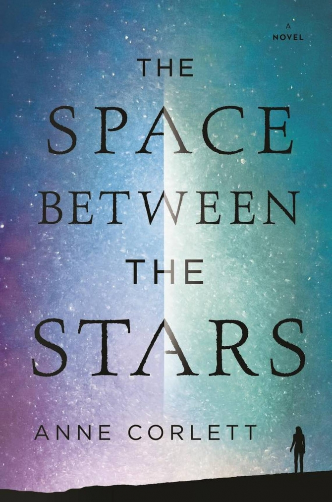 The Space Between The Stars by Anne Corlett | Audiobook Review
