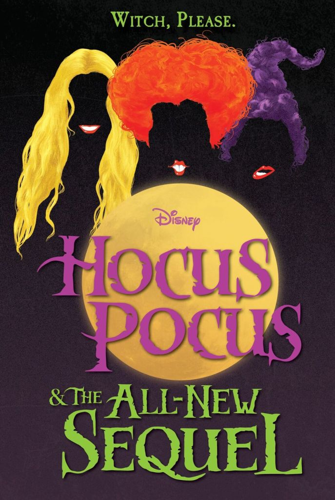Hocus Pocus Book Cover