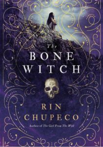 The Bone Witch by Rin Chupeco has comparisons to Leigh Bardugo and Sabaa Tahir, which honestly is all you need to do to get me on board.