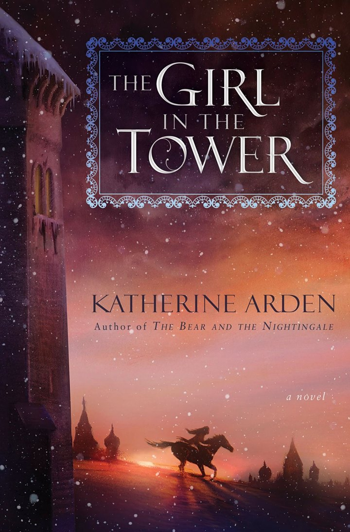 The Bear And The Nightingale | The Girl In The Tower | Katherine Arden | Audiobook Review