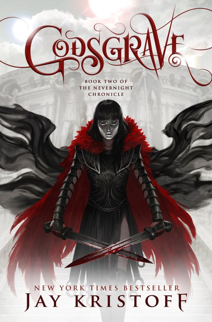 Godsgrave by Jay Kristoff | Book Review