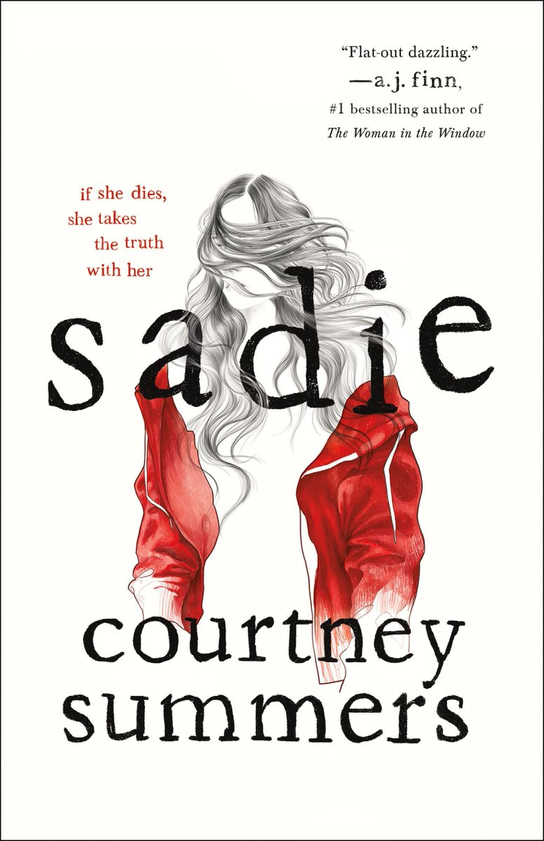 Sadie by Courtney Summers | Book Review