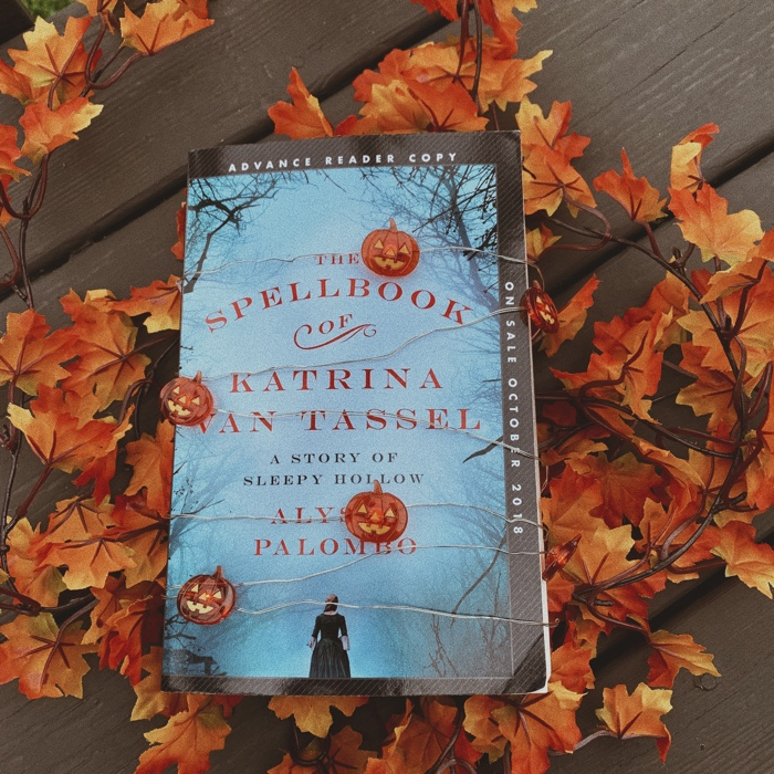 For Autumn, I like books that are spooky, chilling, or cozy. And so, if you are similar to me in taste, you're in luck because I have got some recommendations to make to you! The first recommendation for your list? The Spellbook Of Katrina Van Tassel by Alyssa Palumbo.