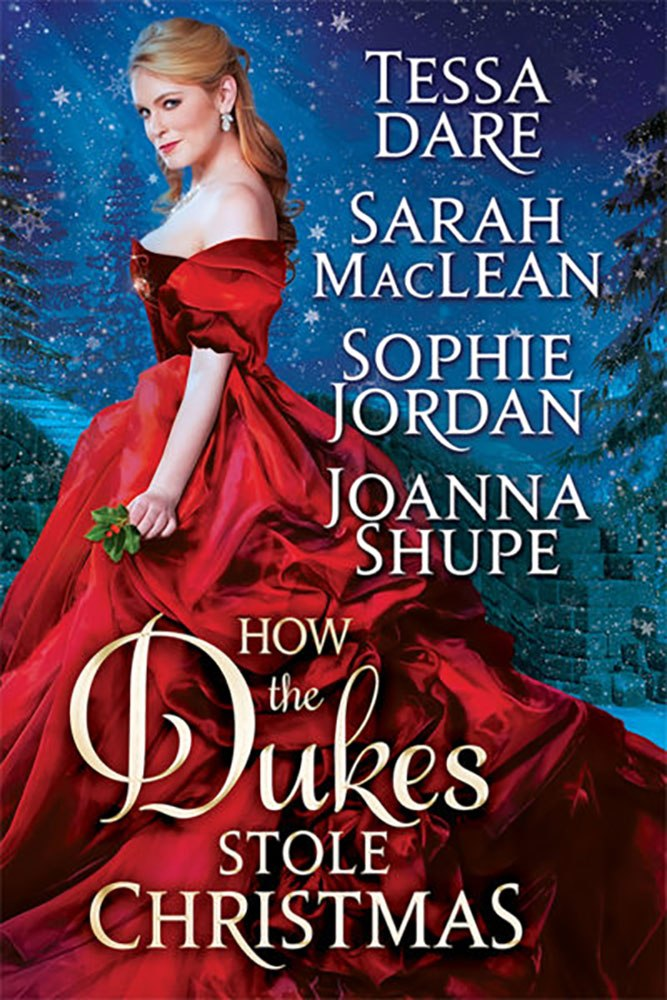 How The Dukes Stole Christmas by Tessa Dare, Sarah MacLean, Sophie Jordan, and Joanna Shupe | Audiobook Review