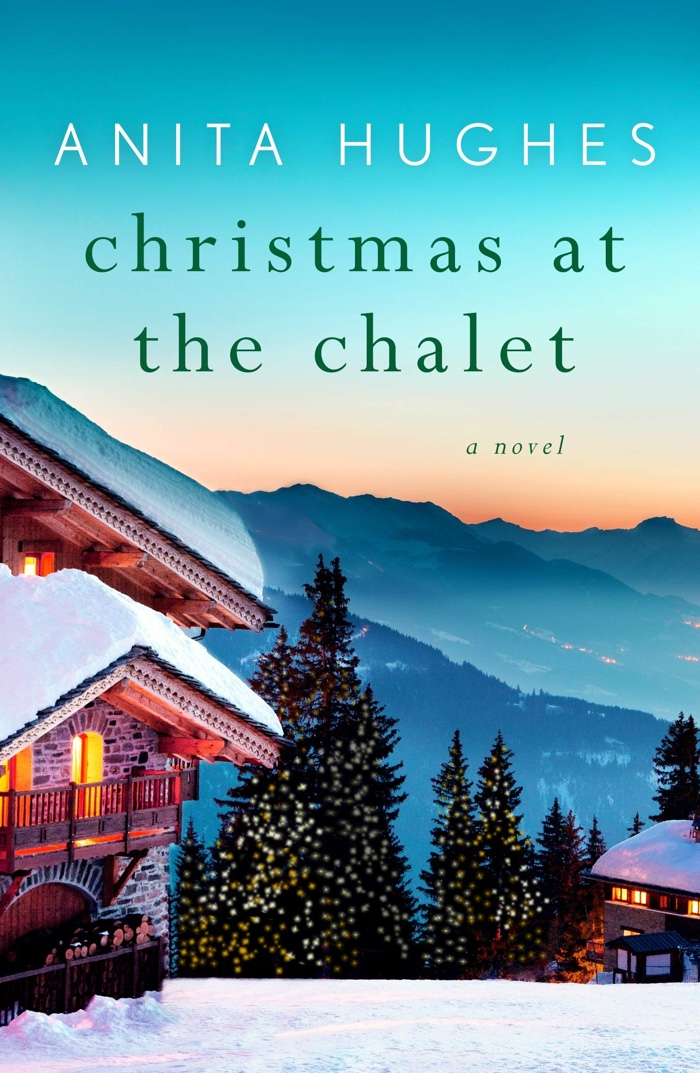 Christmas At The Chalet by Anita Hughes | Book Review