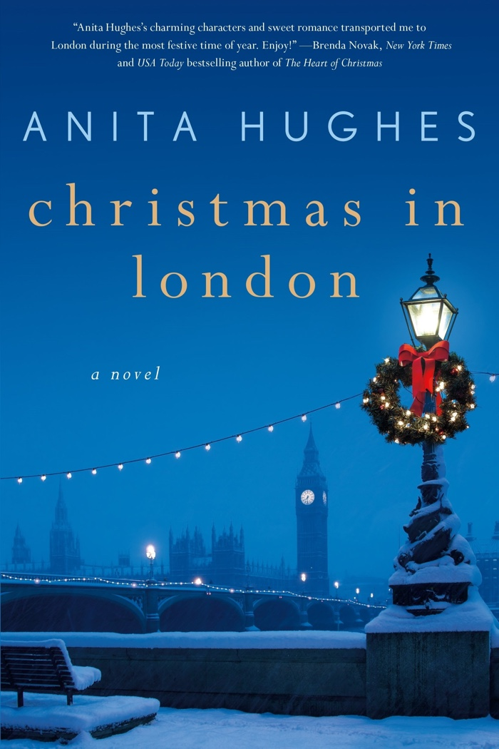 Christmas In London by Anita Hughes | Book Review