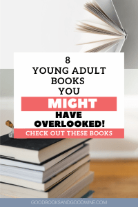 The young adult books below are a mix - a few were simply amazing and some I could take or leave. Regardless, some of these books that you may have overlooked could end up really working for you, depending on your taste.