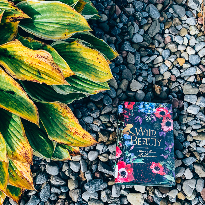 Wild Beauty by Anna-Marie McLemore is a book you could simply describe with the word lush. It's a gorgeously written, complex story about love, family, and acknowledging and coming to terms with the past.