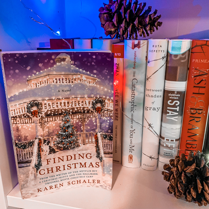 Finding Christmas by Karen Schaler | Book Review