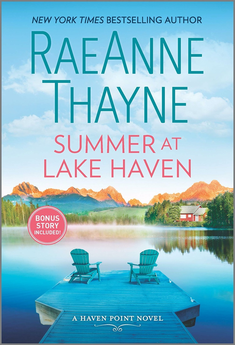 Summer At Lake Haven by RaeAnne Thayne | Book Review