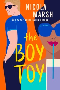 Honestly, I have been on a roll listening to contemporary romances via Libby and Hoopla and Libro.fm, so it just made sense that The Boy Toy by Nicola Marsh would work wonders for me via audio.