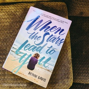 When The Stars Lead To You by Ronni Davis was a single day read for me. Davis's debut kept me compelled from page 1 to page 394.