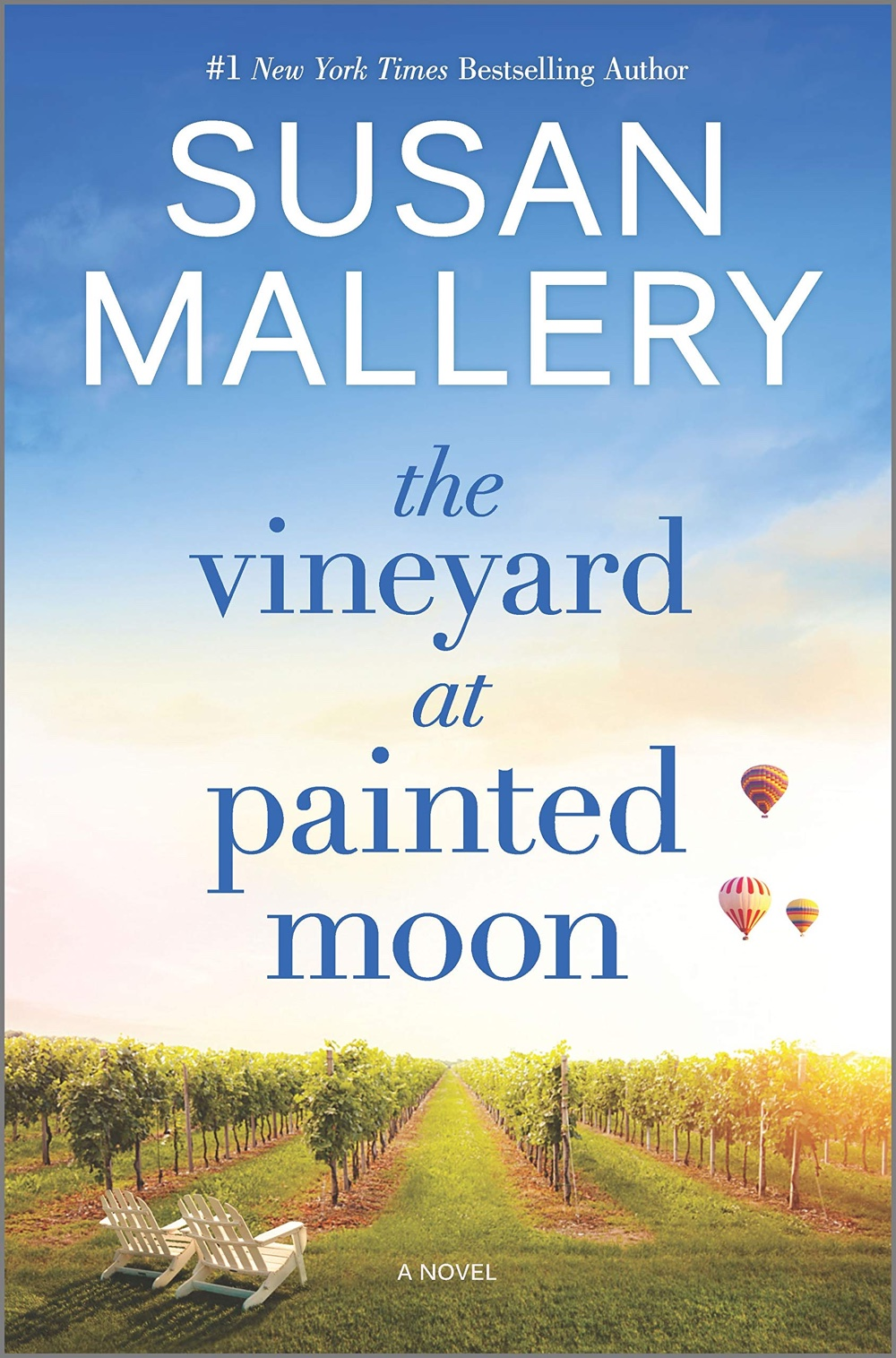 The Vineyard At Painted Moon by Susan Mallery | Audiobook Review