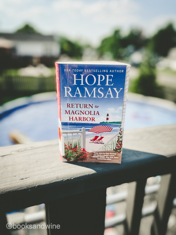 Return To Magnolia Harbor by Hope Ramsay | Book Review