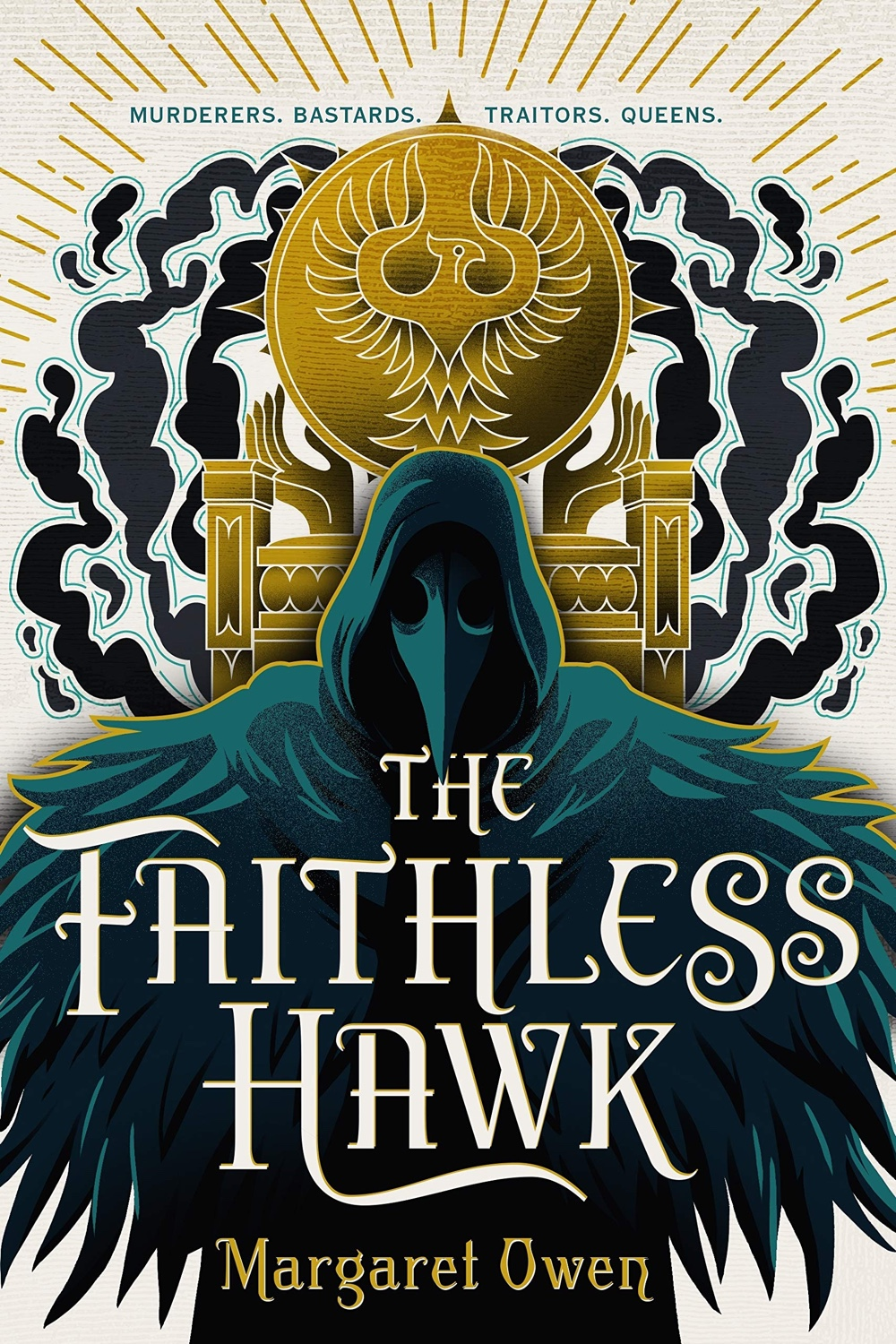 The Faithless Hawk by Margaret Owen | Book Review