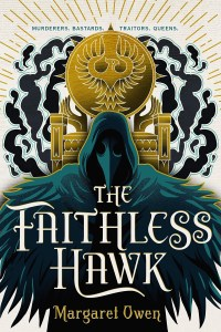 You see, readingThe Faithless Hawk in quick succession withThe Merciful Crow completely enhanced my experience with this duology.