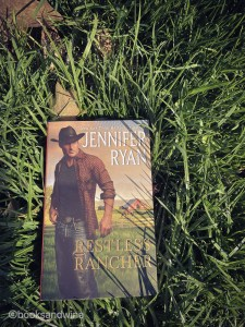 I had a good time listening toRestless Rancher. Was it a life changing western romance novel? No, not at all. I don't always need that though.