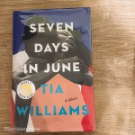Seven Days In June by Tia Williams is a master class of a book. Run don't walk to your local bookstore or library and get a copy.