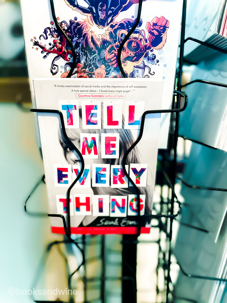 Tell Me Everything by Sarah Enni   Book Review