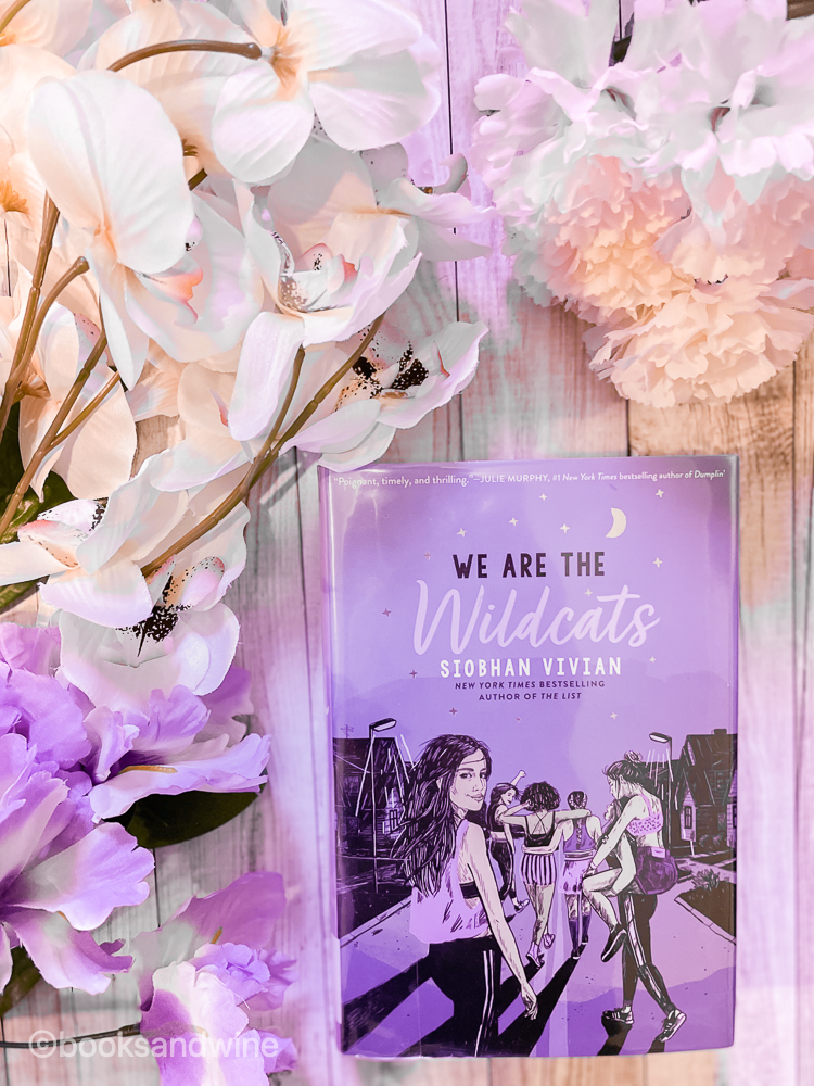 We Are The Wildcats by Siobhan Vivian | Book Review