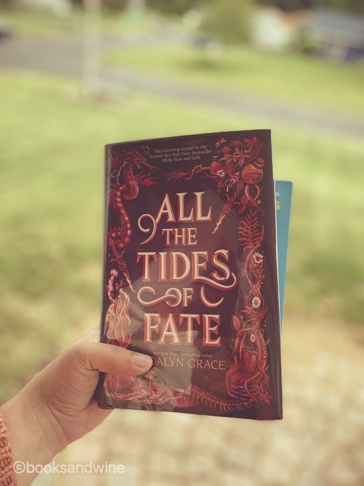All The Tides Of Fate by Adalyn Grace   Book Review